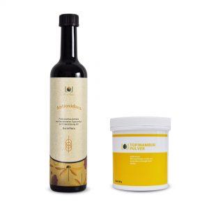 DarmPaket1_4Wochen_Antioxidans_Topinamburpulver_Produktfoto