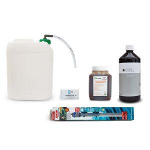 EM Ansetzpaket mit Basislösung_Produktfoto