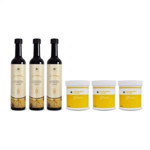 DarmPaket1_3Monate_Antioxidans_Topinamburpulver_Produktfofo