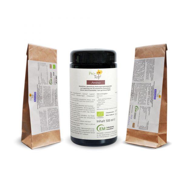 2 Monats-BioRedoX Paket_BioRedoX1_BioRedoX2_Amino_Produktfoto